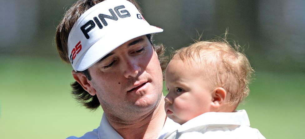 Bubba's Son Caleb Watson Has Quite A Swing