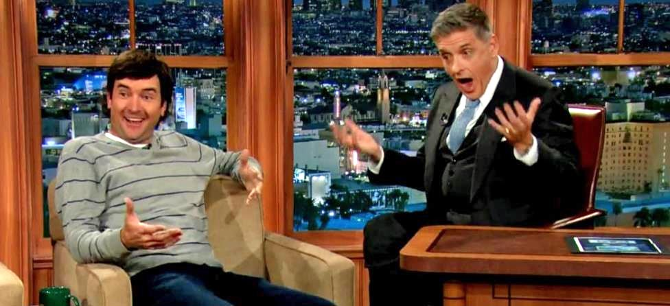 Bubba Watson Appears on 'Late Late Show with Craig Ferguson'