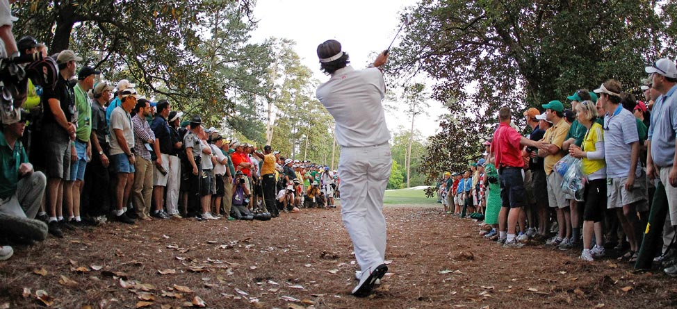 9 Greatest Recovery Shots In Golf History