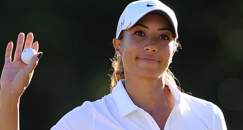 Cheyenne Woods & Coach Knew 2014 Could Be Big Year
