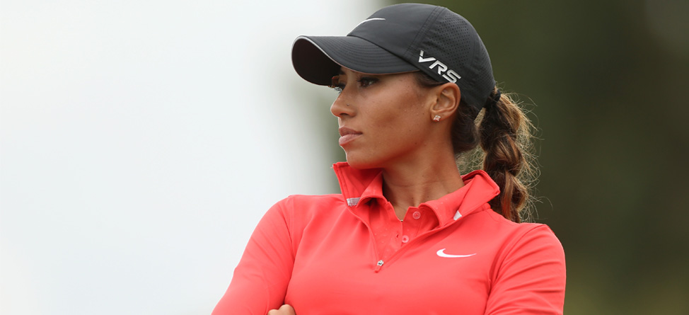 Cheyenne Woods Renews Ambassadorship with Back9Network