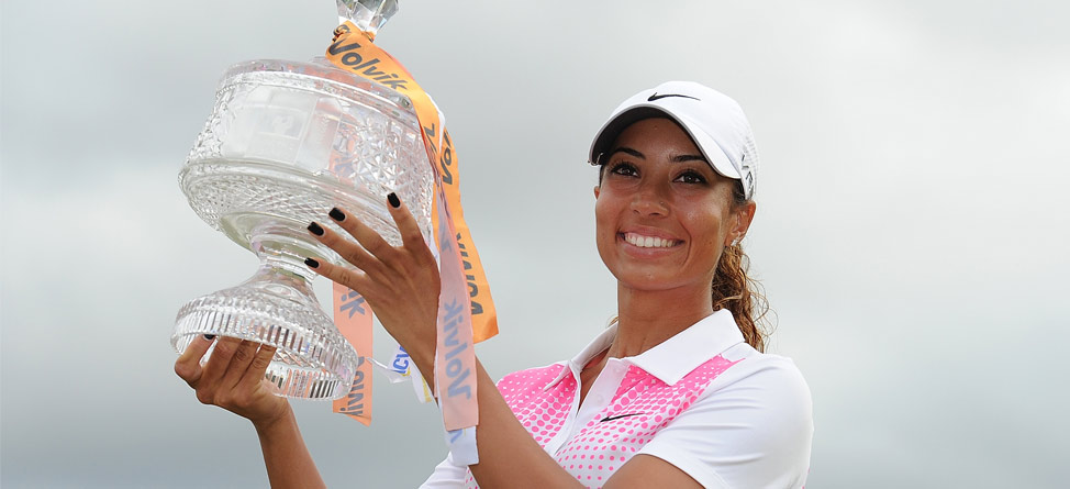 Cheyenne Woods Collects First Major Pro Victory
