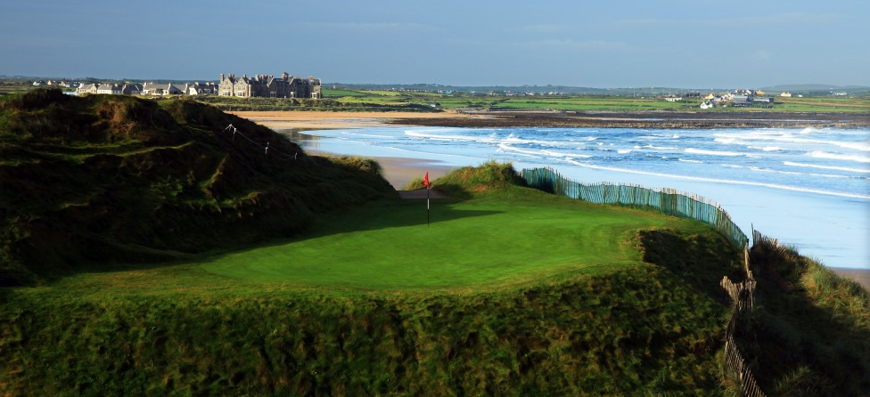 Donald Trump Adds Ireland Course to Growing Collection