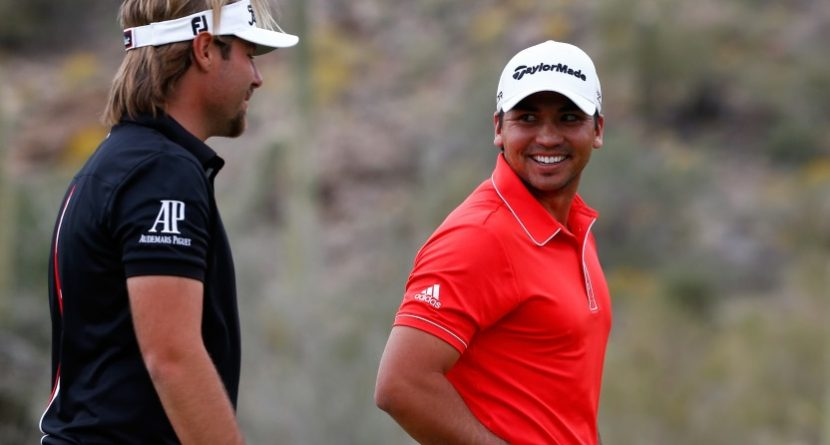 By The Numbers: Jason Day Enjoys Nice Match Play Day