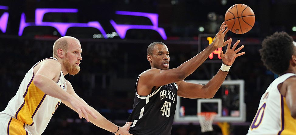 Jason Collins Makes History
