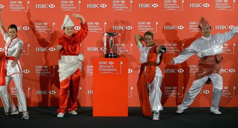 Ladies' Turn: Hilarious HSBC Tournament Photos