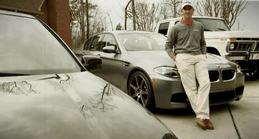 Michael Thompson's Car Collection Not All You'd Imagine