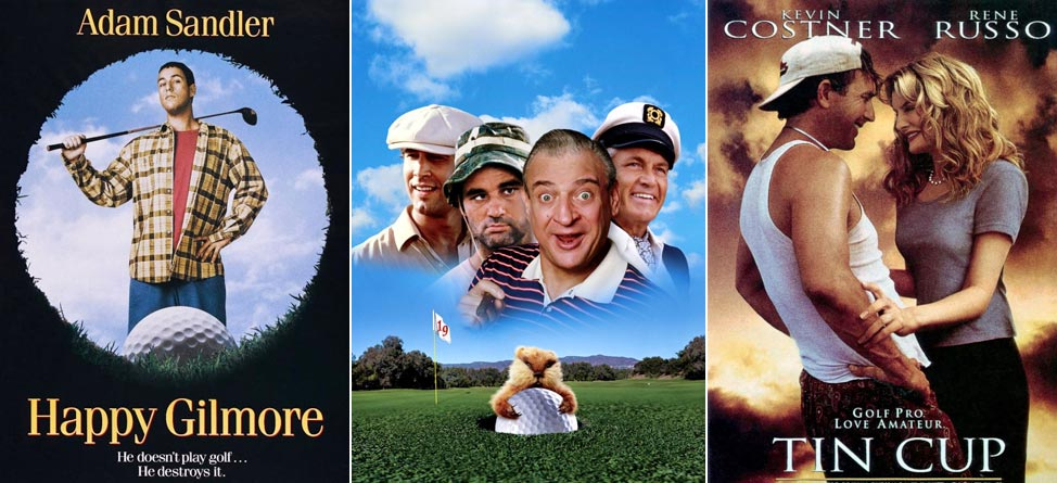 The Academy Awards for Golf Movies