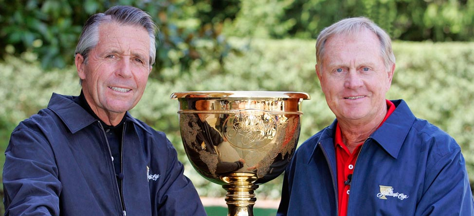 Golf Legends To Take On Par-3 Course