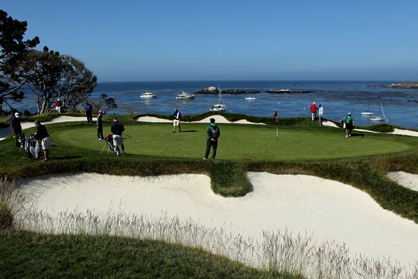 Pebble Beach Golf Links 600