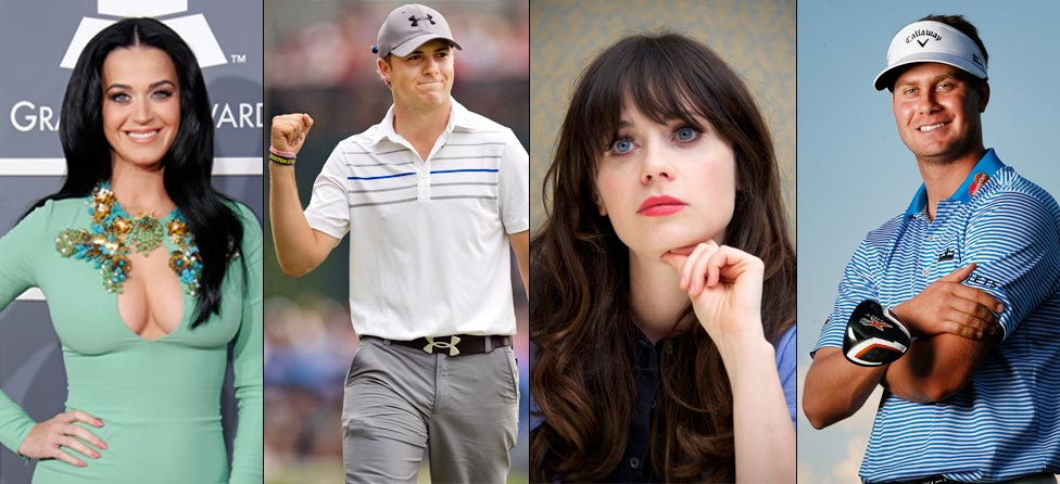 Pick-Up Pro-Am: Pairing Golf Stars With Starlets