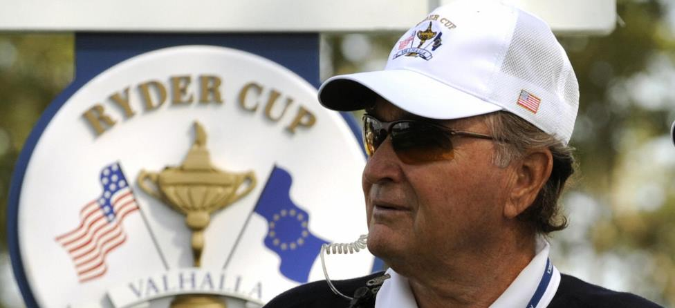 Tom Watson Adds Raymond Floyd as Ryder Cup Vice Captain
