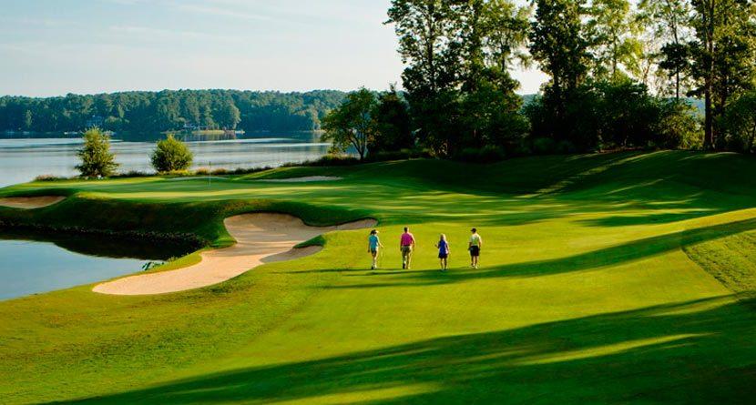 Reynolds Plantation Is Peachy Golf At Its Juiciest