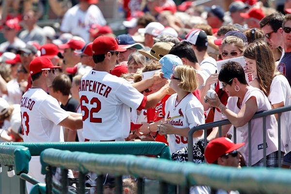 Roger Dean Stadium St. Louis Cardinals