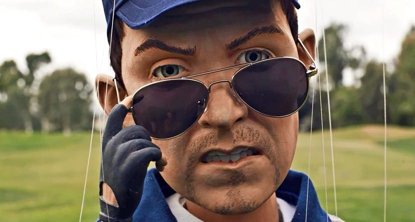 TaylorMade's Speed Police Puppets Are Terrifyingly Awesome