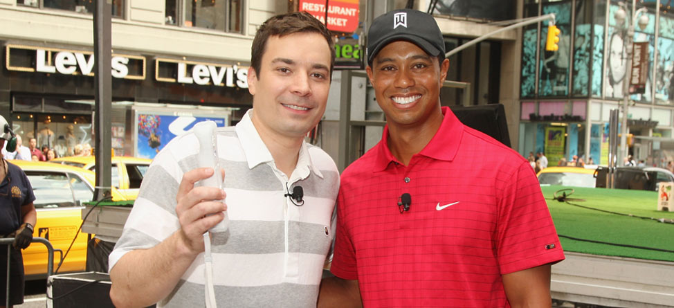 The Best of Jimmy Fallon's Funny Golf Gags