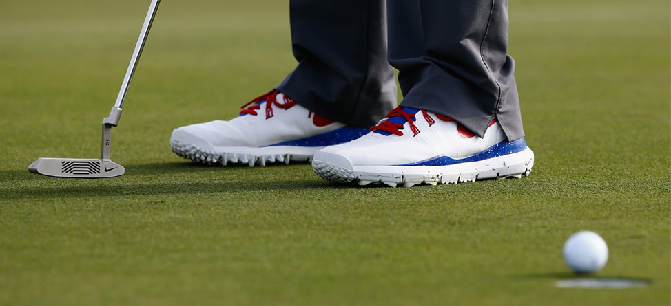 Tiger Wears Winning NikeiD TW '14 Shoes at Honda Classic