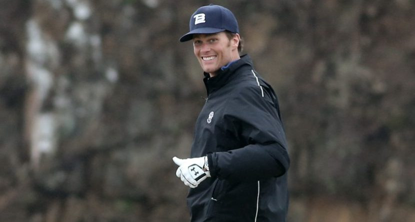 Tom Brady, Peyton Manning Highlights from Pebble Beach