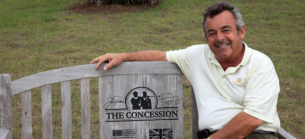 Back9 Ambassador: Tony Jacklin