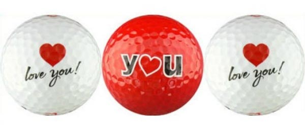 9 awesomely bad valentine's day golf gifts, Ideas