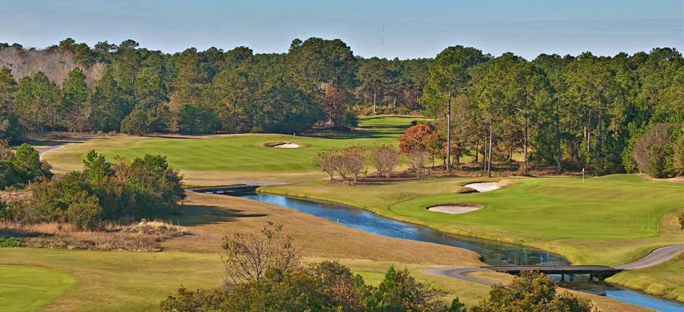 Legends: Buddies Trip Mecca Features Best Golf in Myrtle Beach