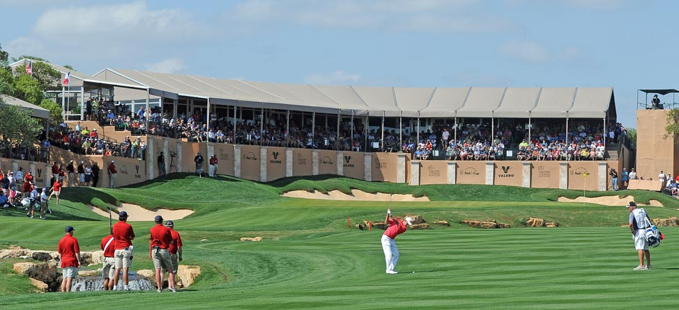 Tournament Hole of the Week: Valero Texas Open