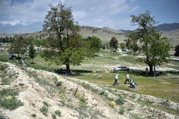 Afghan golf 600 3