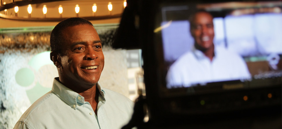 Ahmad Rashad Featured On The Paul Mecurio Show
