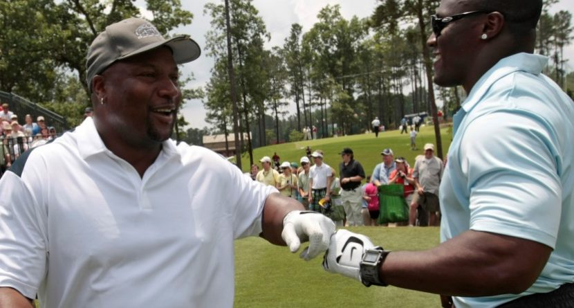 Bo Jackson Highlights Jason Dufner's Celebrity Golf Classic