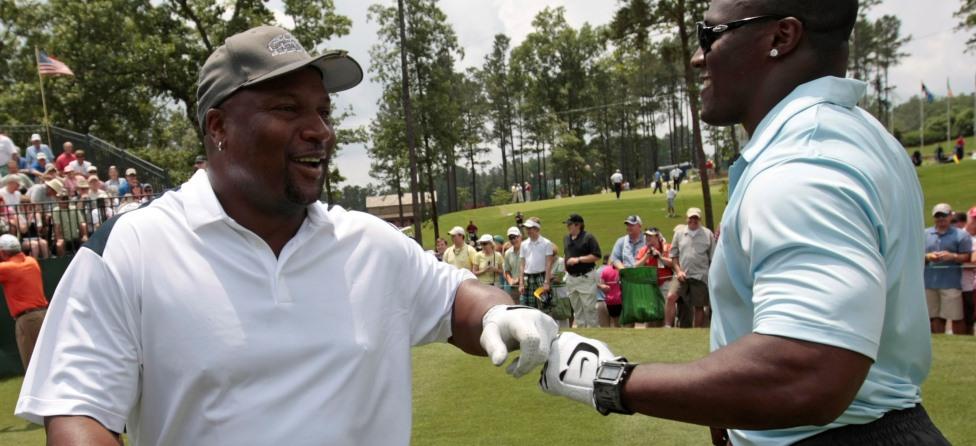 Bo Jackson Highlights Jason Dufner's Celebrity Golf Classic