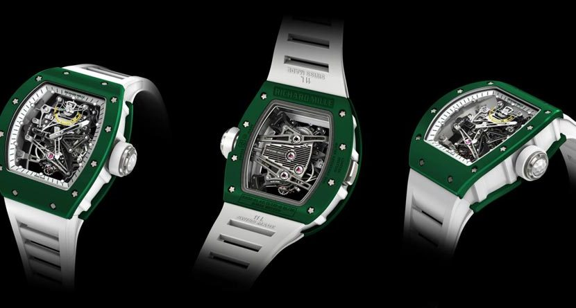Richard Mille Introduces New Bubba Watson Watch