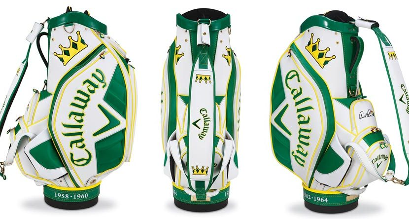 Callaway Golf Unveils Arnold Palmer-Inspired Masters Gear