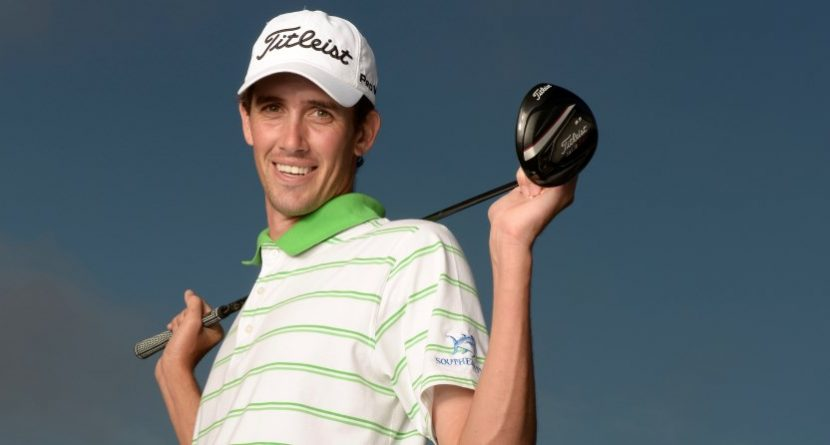 Chesson Hadley's Bunker Advice: 'Sun's Out, Guns Out'