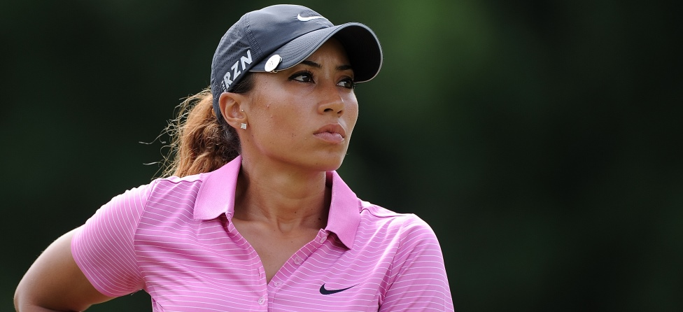 Cheyenne Woods Is More Determined Than Ever