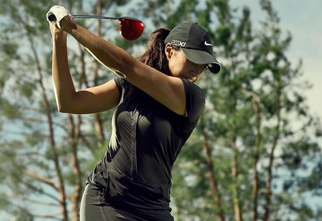 Cheyenne Woods: Team Nike