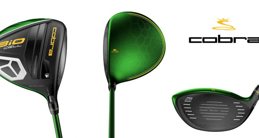 Cobra Golf Releases Limited Edition Masters Driver