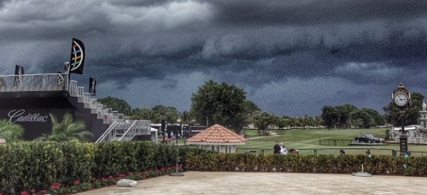 Weather Delay at Doral Means Players Take to Social Media