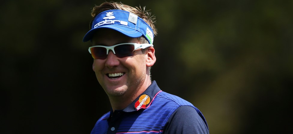 Ian Poulter Gives Twitter Follower Golf Tickets, Because He Asked