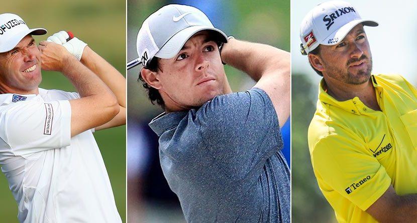 Great Irish Golfers: Padraig Harrington, Rory McIlroy, Graeme McDowell
