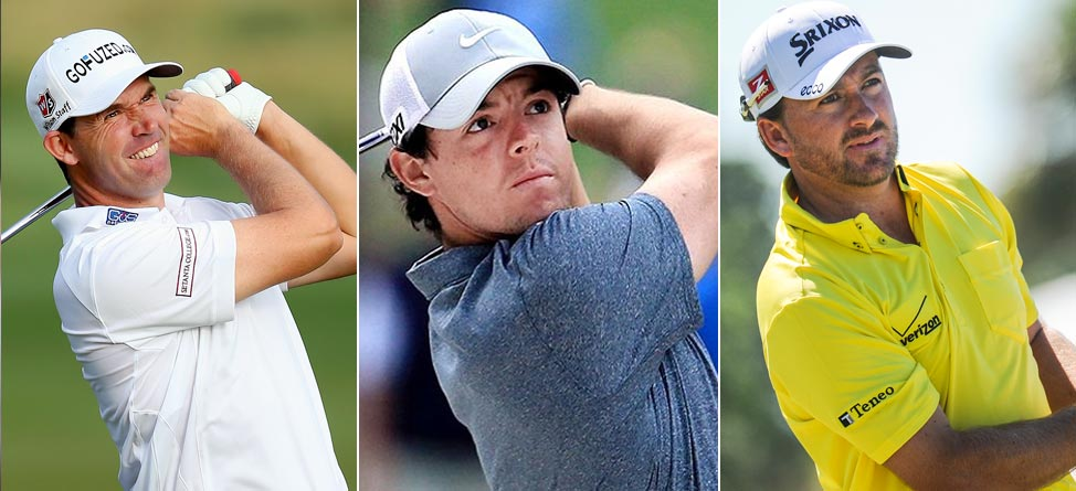 Top 5 Irish Golfers