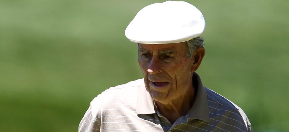 Jack Fleck, Improbable 1955 U.S. Open Winner, Passes Away