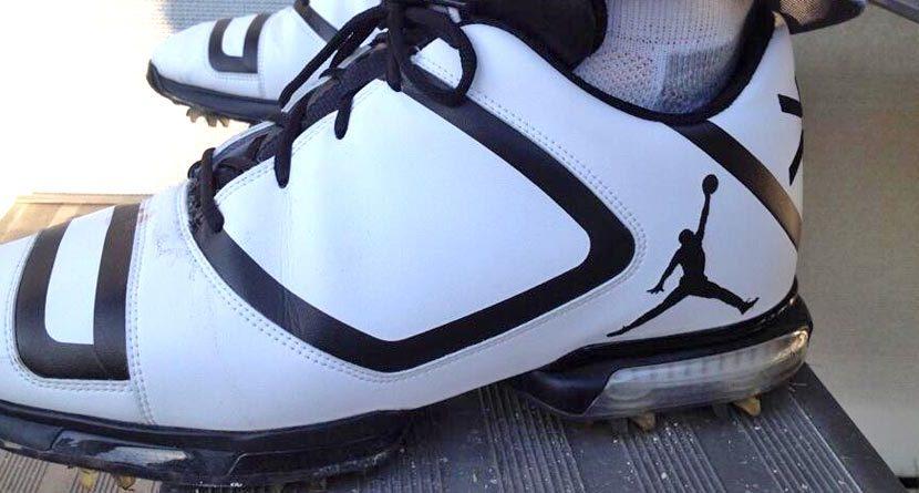 Keegan Bradley Shows Off Latest Jordan Golf Shoes