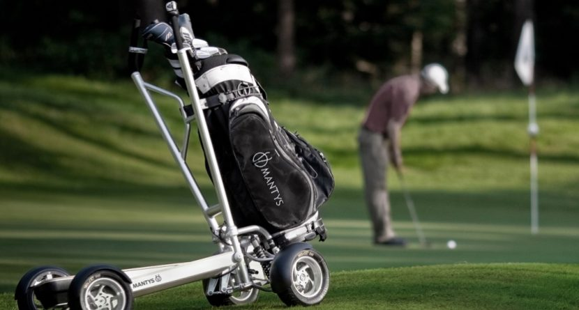 Mantys: The Latest Innovative Way to Get Around a Golf Course