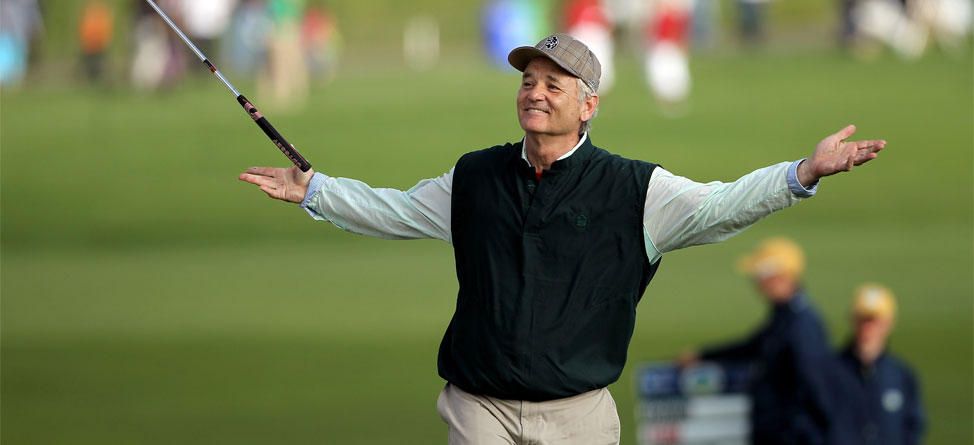 Bill Murray Rocks… and the Audience Rolls