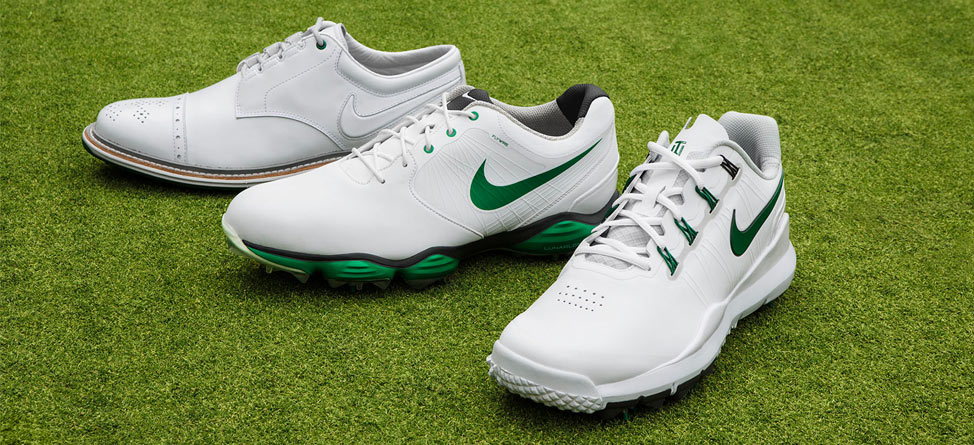 Nike Shows Off New Masters-Inspired Shoes