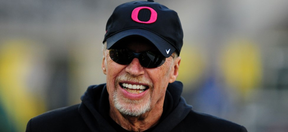 Times are Good for Nike Golfers & Nike Chairman Phil Knight