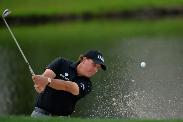 Phil Mickelson 600