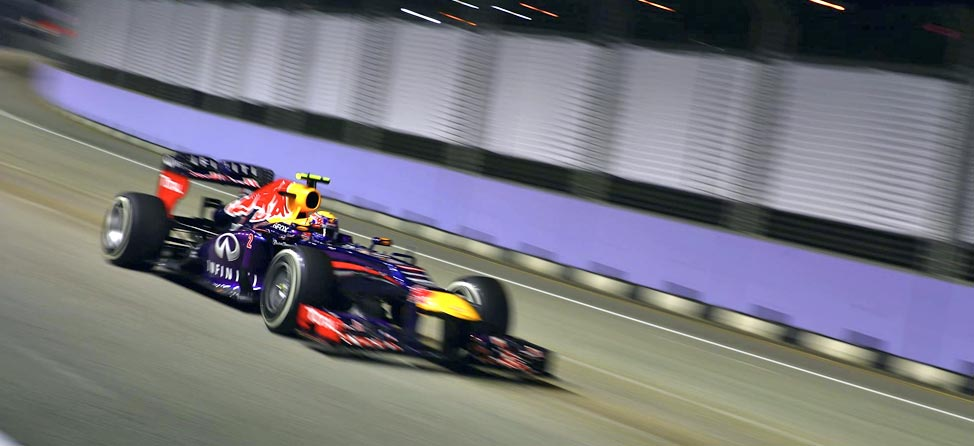 Fans Upset F1 Cars Sound Like Golf Carts