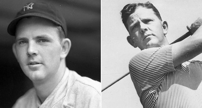 The Greatest Golfer Baseball Ever Saw