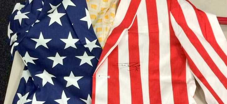 Red Sox To Give President Obama New Loudmouth Blazer